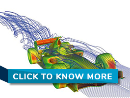 CAD CFD Automobile