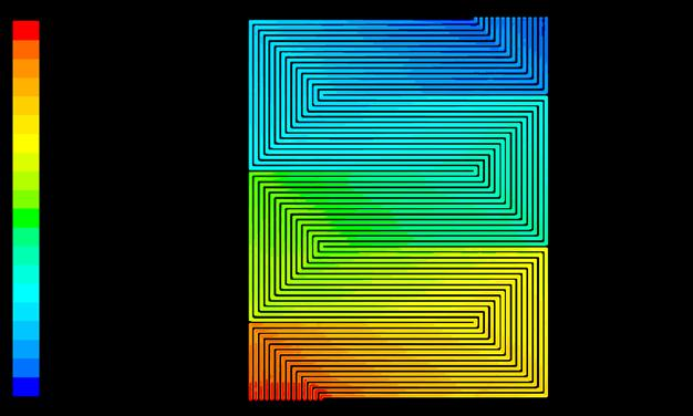 Fule Cell CFD image